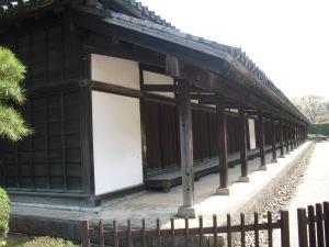 Hyakunin bansho (100 hundred persons Guard House)